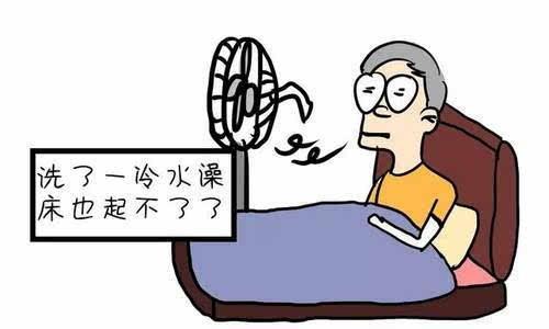 31岁男子冲凉冲成脑梗塞 医生:温差太大血管痉挛