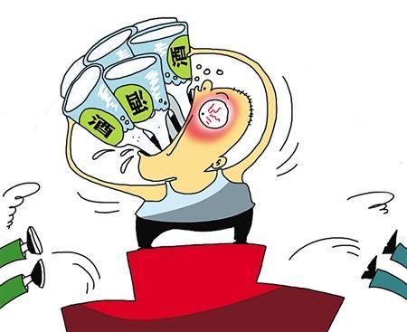 不可贪杯!男子日饮酒超2斤实力作死 24岁住院治疗已并发28种疾病。。。