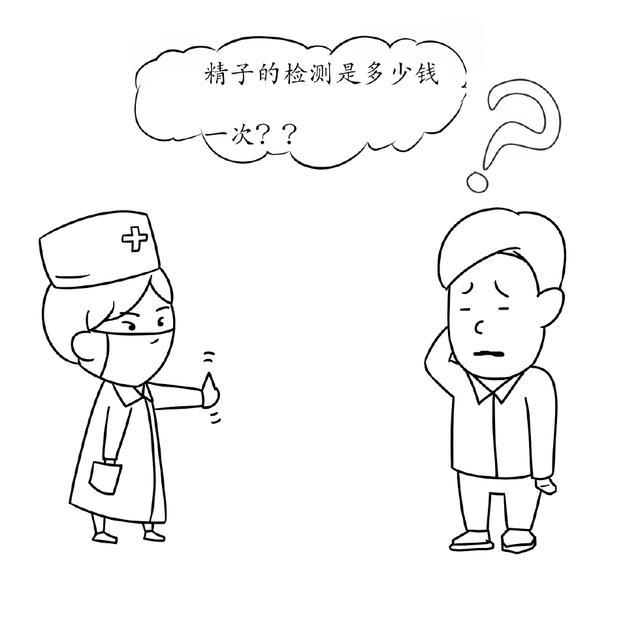 淮安男人检查精子多少钱?怎么检查精子质量