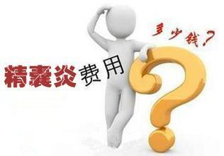 淮安精囊炎检查要多少钱?