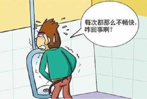 尿尿无力是怎么回事 怎样恢复顶风尿三尺雄姿